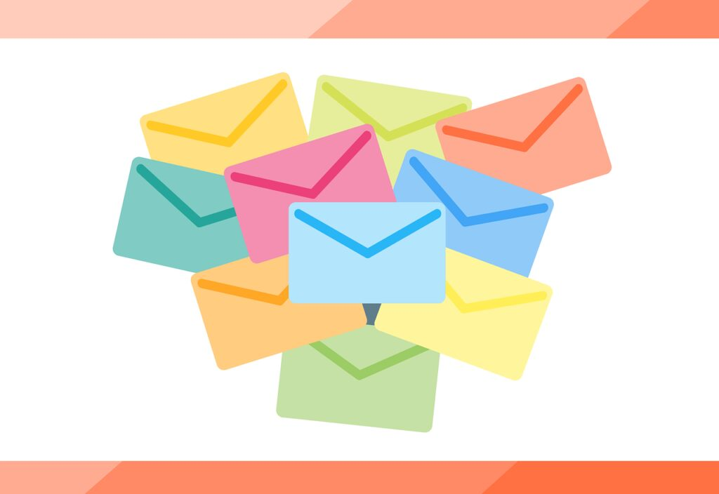 email, mailing, internet