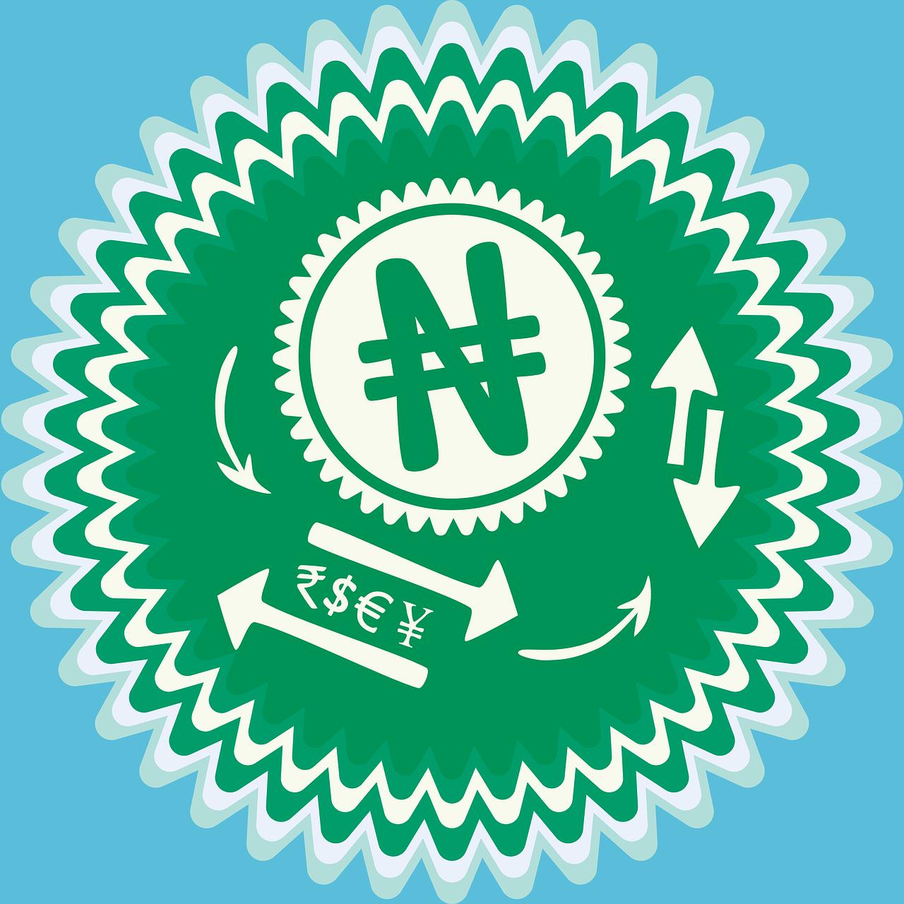 nigerian naira, nigeria ngn, n badge